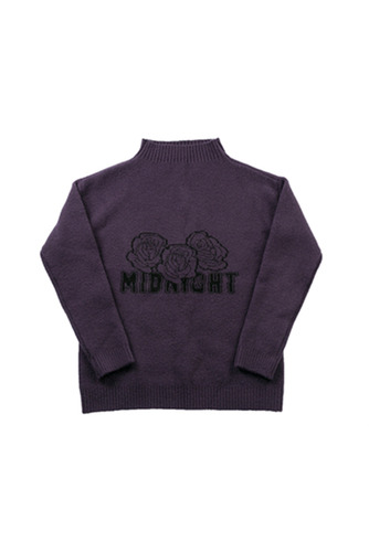 MIDNIGHT KNIT