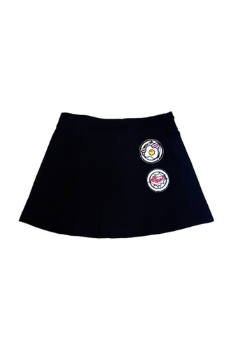 WAPPEN WRAP SKIRT