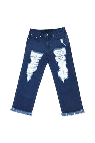 Hoodlum denim pants