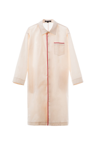 RED LINE LONG SHIRT