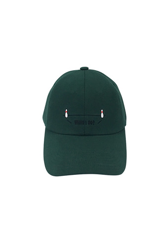 SPLIT BALLCAP (GREEN)