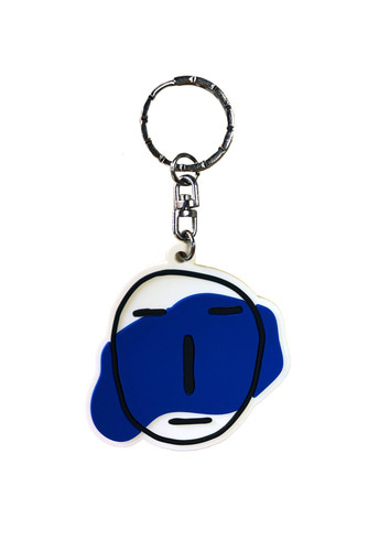 POKER FACE KEY CHAIN