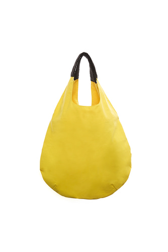 HANDLE POINT ECO BAG (YELLOW)