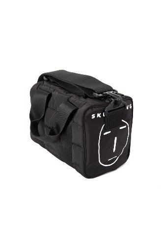 POKER FACE PADDING CROSS BAG