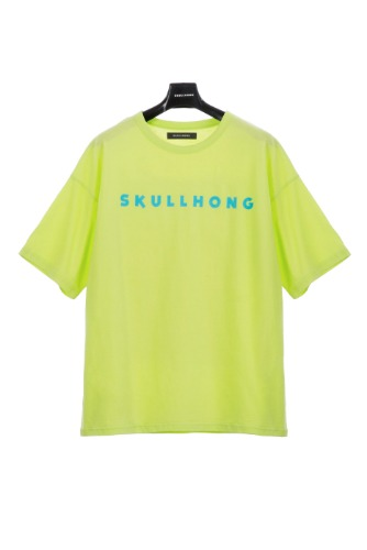 LOGO T-SHIRT (YELLOW GREEN)
